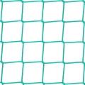 Siatki Warszawa - Siatka dla boisk piłkarskich Siatka ze sznurka na ogrodzenie boiska piłkarskiego o wymiarze oczek 8 x 8 cm i grubości siatki sprawdzi się na każdym takim obiekcie niezależnie od wymiarów. Ochroni widownię, która siedzi na trybunach bądź także, jeśli mowa o mniejszych boiskach gdzieś na osiedlach zabezpieczy przed wybiciem szyby w samochodzie, mieszkaniu czy sklepie, a również będzie ochroną dla przechodzących za siatką ludzi. Polipropylenowa siatka świetnie sprawdzi się przez cały rok, niezależnie od pory roku i zmiennych warunków.