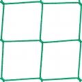 Siatki Warszawa - Ogrodzenie - piłka nożna Tania siatka na ogrodzenie boiska piłkarskiego o wymiarach oczek 10 x 10 cm i grubości siatki 3 mm będzie idealnym rozwiązaniem na długie lata użytkowania. Mocny materiał jakim jest polipropylen doskonale poradzi sobie zarówno na zewnętrznych, jak i wewnętrznych boiskach piłkarskich. Idealnie sprawdzi się także jako ochrona innych obiektów sportowych. Polipropylen zachowa elastyczność i sprężystość nawet przy bardzo niekorzystnych warunkach pogodowych bez pogorszenia swojej jakości i struktury.
