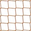 Siatki Warszawa - Ochronna siatka na schody Siatka z drobnym oczkiem o wymiarach 4,5 x 4,5 cm i grubości siatki 3 mm doskonale sprawdzi się jako ochrona na schody czy łóżeczka. Zatrzyma nawet najmniejsze przedmioty, a przede wszystkim będzie ochroną dla dzieci, jak i dorosłych przy stromych schodach czy łóżkach piętrowych bez dodatkowych zabezpieczeń. Mocna, trwała i solidna siatka polipropylenowa wytrzyma wszelkie silne naprężenia bez uszkodzenia swojej struktury. Nie zerwie się i nie ulegnie rozpleceniu nawet przy rzucie ostrym przedmiotem.