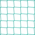 Siatki na okna hala sportowa Siatka do ochrony okien na halach to doskonałe zabezpieczenie przed wybiciem szyby przez piłkę, nie tylko na obiektach sportowych. Gdy okno będzie otwarte ochroni także przed wleceniem ptaka na halę. Rozmiary oczek siatki 10 x 10 cm i grubość siatki 4 mm będą ochroną nawet przy rzucie dużych czy ostrych elementów. Mocna, trwała siatka polipropylenowa będzie solidnym zabezpieczeniem, gdyż materiał jest odporny na wszelkie uszkodzenia mechaniczne i silne naprężenia, dlatego nie ulegnie rozerwaniu nawet pod wpływem dużej siły.